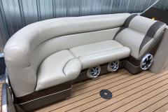 Polk Audio on the 2017 Premier 250 Solaris RF Pontoon Boat