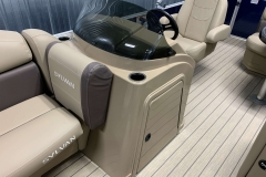 2020-Sylvan-Mirage-820-Cruise-Pontoon-Helm-and-Captains-Chair-1