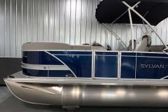 D-Rail Panel Design of the 2022 Sylvan L3 DLZ Pontoon Boat