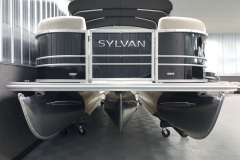 SPX Tritoon Package of a 2021 Sylvan Mirage 8520 Cruise Tritoon Boat