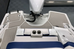 Social Swim Platform of the 2021 Crownline 255 XSS Bowrider Boat