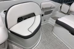 Transom Walkthrough of the 2021 Crownline 270 XSS Bowrider Boat