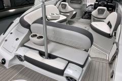 Ski Pylon of the 2021 Crownline 270 XSS Bowrider Boat