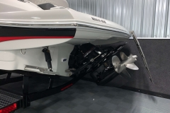 Mercruiser 8.2L 380HP Engine of the 2021 Crownline 280 SS Bowrider Boat