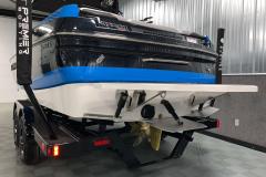 Surf System of the 2021 Moomba Craz Wake Boat