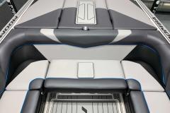 Interior Design of the 2021 Moomba Craz Wake Boat