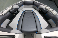 Bow Filler Cushion of the 2021 Moomba Craz Wake Boat