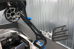 Tower Accessories on the 2021 Moomba Craz Wake Boat