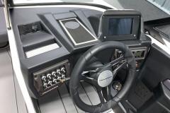 "7"" Touchscreen Display of the 2021 Moomba Craz Wake Boat"