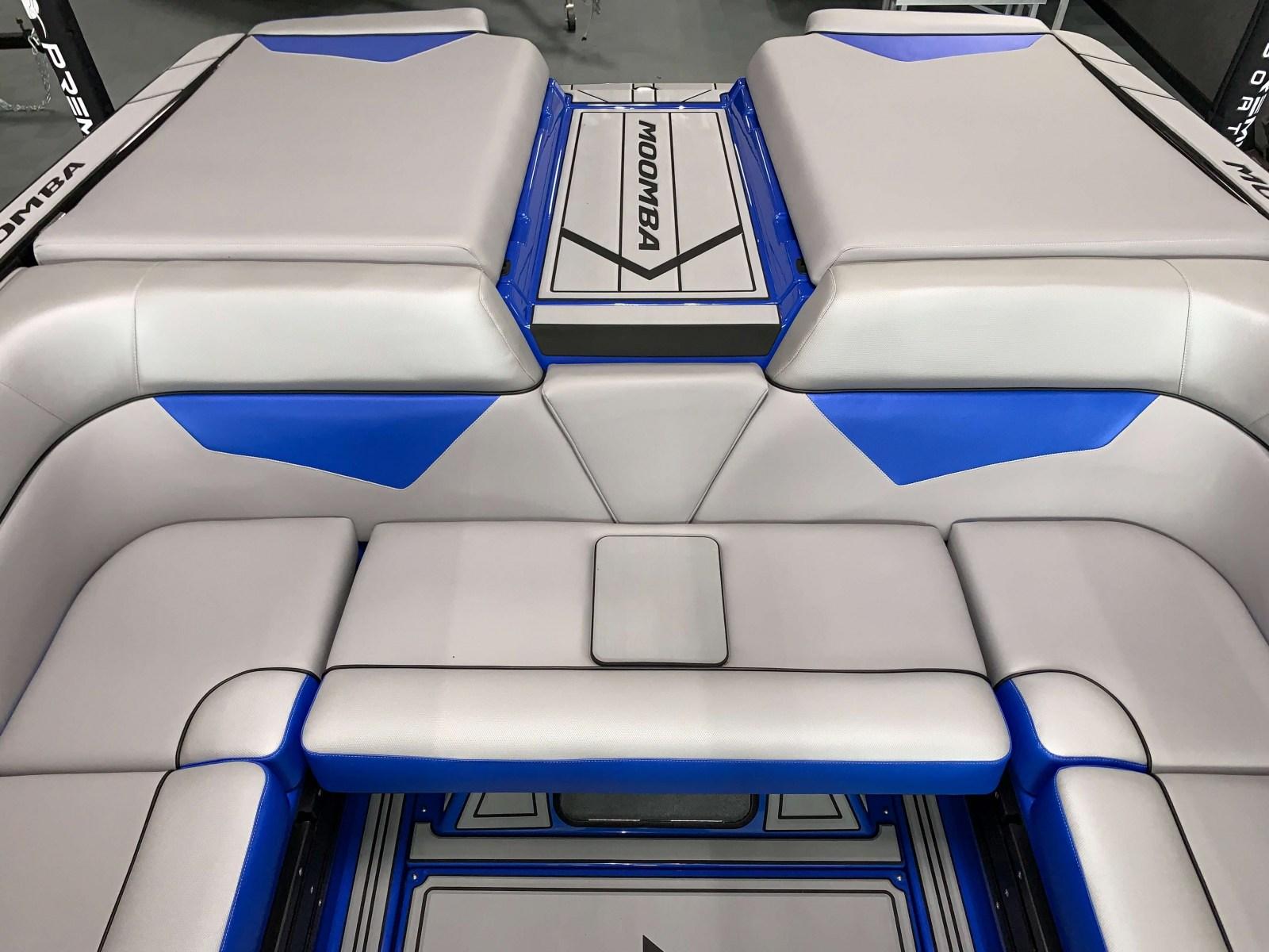 Transom Walk-Thru Design of the 2021 Moomba Kaiyen Wake Boat