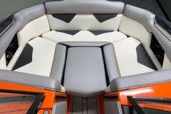 Bow Filler Cushion of the 2021 Moomba Kaiyen Wake Boat