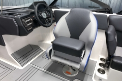 Helm Chair Bolster of the 2021 Moomba Max Wake Boat