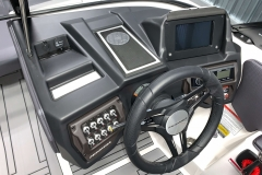 Wireless Cellphone Charger on the 2021 Moomba Max Wake Boat