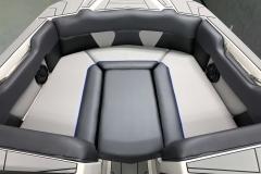 Bow Filler Cushion of the 2021 Moomba Max Wake Boat