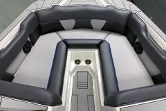 Interior Bow Layout of the 2021 Moomba Max Wake Boat