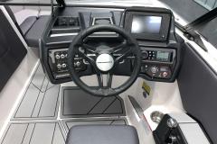 "7"" Touchscreen Display on the 2021 Moomba Mondo Wake Boat"