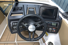 "Upgraded 7"" Touchscreen Display on the 2021 Moomba Mondo Wake Boat"