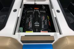 Indmar 6.2L Ford Raptor 400 Engine of the 2021 Moomba Mondo Wake Boat