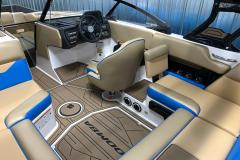 Gatorstep Floor Kit of the 2021 Moomba Mondo Wake Boat