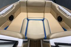 Bow Filler Cushion of the 2021 Moomba Mondo Wake Boat