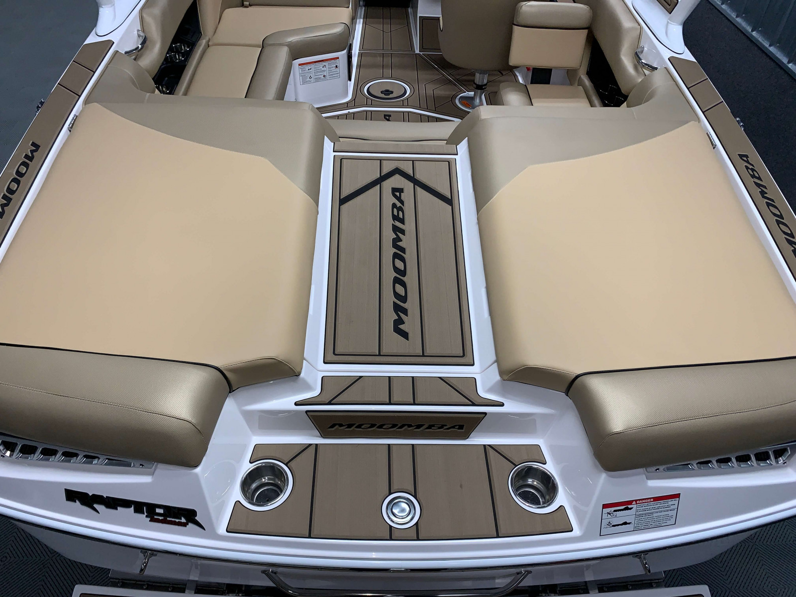 Transom Walk-Through Design of the 2021 Moomba Mondo Wake Boat