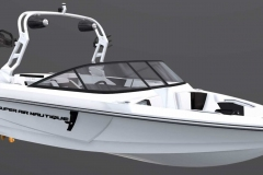 Design Your Own 2022 Nautique 210 Wake Boat