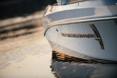 Gold Chromax on the 2022 Nautique 210 Wake Boat