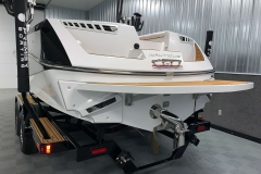 Nautique Surf System of the 2021 Nautique 230 Wake Boat