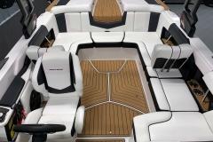 15 Passenger Capacity of the 2021 Nautique 230 Wake Boat