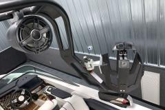 JL Audio and Triton Board Racks on the 2021 Nautique 230 Wake Boat