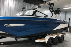 Redesigned Exterior of the 2021 Nautique G23 Wake Boat
