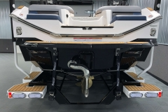 NSS Surf System of the 2021 Nautique G23 Wake Boat
