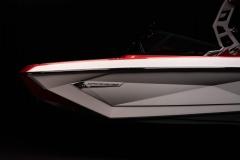 New Exterior Design of the 2022 Nautique G23 Wake Boat