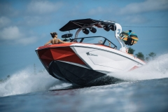 Performance of the 2022 Nautique G23 Wake Boat