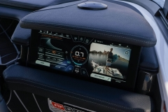 LINC Panoray Touchscreen of a 2022 Nautique GS20 Wake Boat