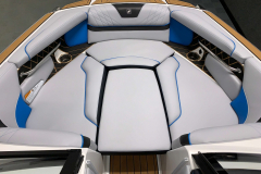 Bow Filler Cushion of the 2021 Nautique GS20 Wake Boat
