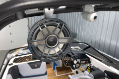 JL Audio Tower Speakers of the 2021 Nautique GS20 Wake Boat