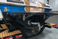 Nautique Surf System of the 2021 Nautique GS20 Wake Boat
