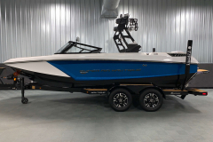 Flight Control Tower of the 2021 Nautique GS20 Wake Boat
