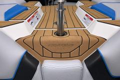 Pop-Up Pylon of the 2021 Nautique GS20 Wake Boat