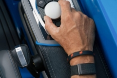 Helm Command on the 2022 Nautique GS22 Wake Boat