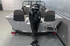 Mercury 115HP Four-Stroke Motor on the 2021 Smoker Craft 172 Explorer Fish and Ski Boat