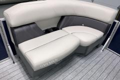 Rotocast Seat Bases of the 2021 Sylvan 820 LZ Pontoon Boat