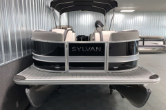 Bow Swim Deck of the 2022 Sylvan L3 LZ Pontoon Boat
