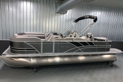 Interior/Exterior of the 2022 Sylvan L3 Party Fish Pontoon Boat