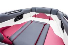 Bow Filler Cushion of the 2022 Moomba Mojo Wake Boat