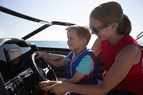 Photo Courtesy of DiscoverBoating.com